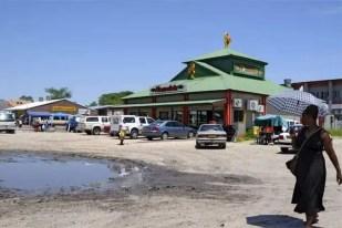 Restaurante Nando's,Maun