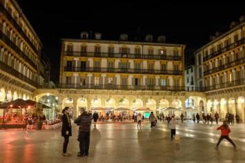 Praça da Constituição, San Sebastián