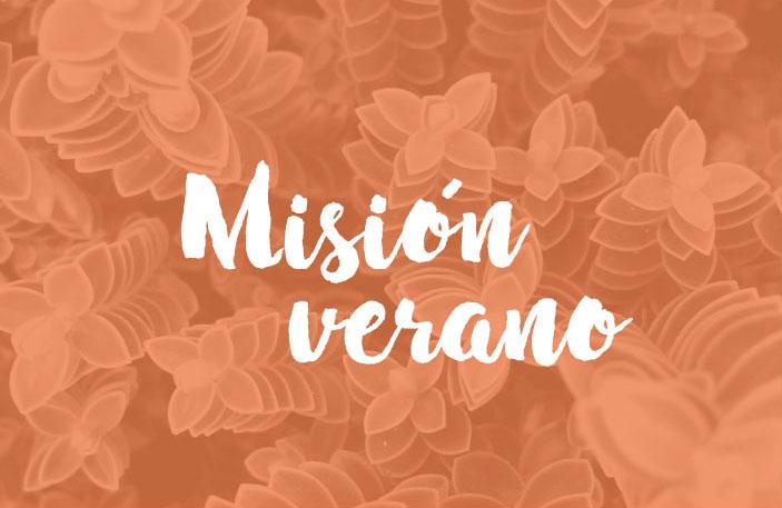 Misión verano