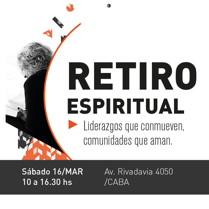 Retiro Espiritual 2019 en Almagro