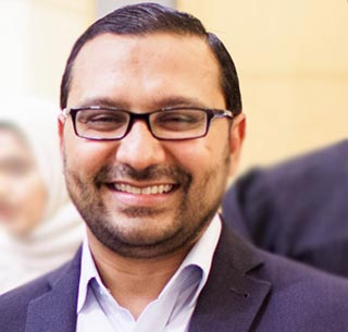 Shaykh Kumail Rajani