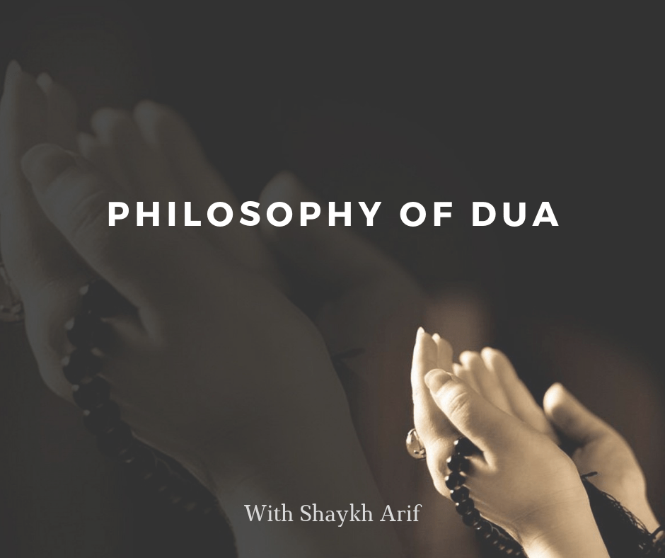 Philosophy of dua