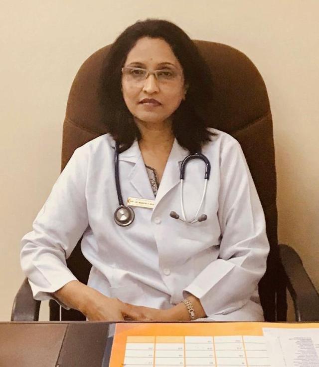 Dr. MAMATHA B. KOLAHALY
