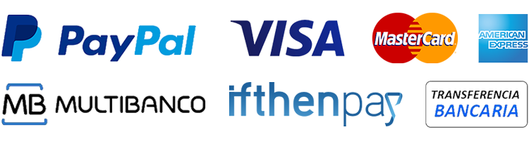 Métodos de pagamento