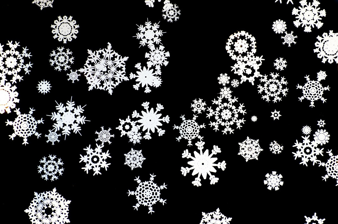 How To Make Paper Snowflakes Snowflake Cutouts