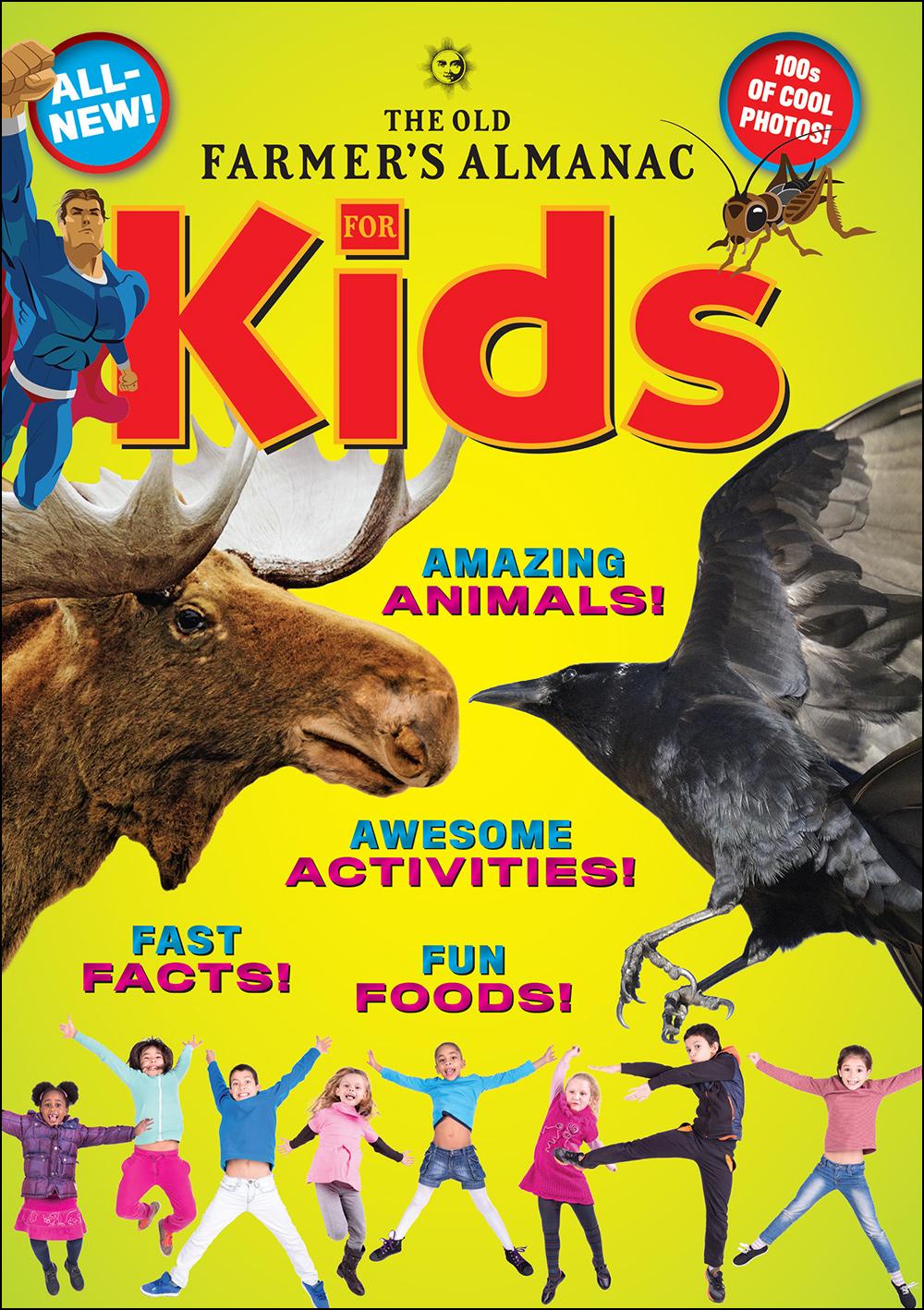 Old Farmer's Almanac For Kids Vol 7 Old Farmer's Almanac