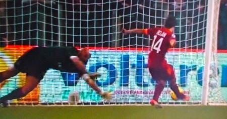2-3 Marcatore Bojan