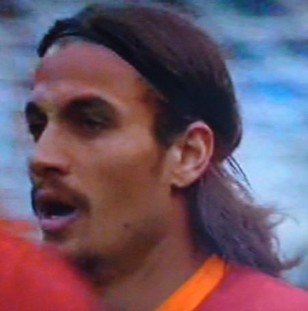 Osvaldo insidia il record di Totti, cinque goal di fila.