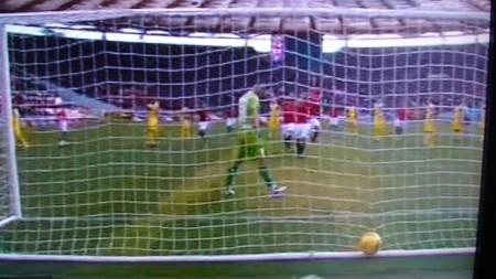 Roma-Chievo 1-0. Totti segna alla sinistra di Sorrentino