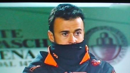 Louis Enrique insufficente a Siena