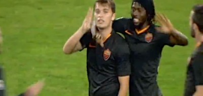 Ljajic segna un goal bellissimo