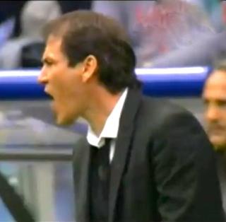 Garcia incita la squadra