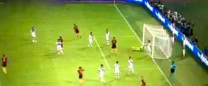 Roma-Crotone 1-0 El Sharaw