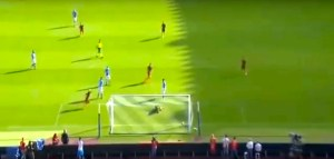 Napoli-Roma 0-1 Dzeko