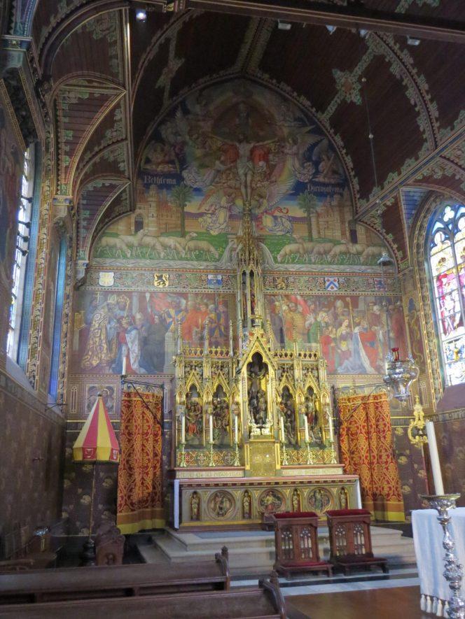 Basílica Sagrado Sangue - Bruges