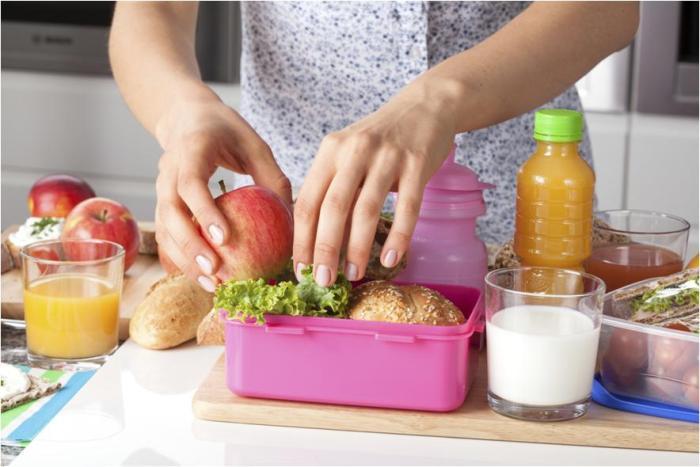 Como preparar lanches saudáveis