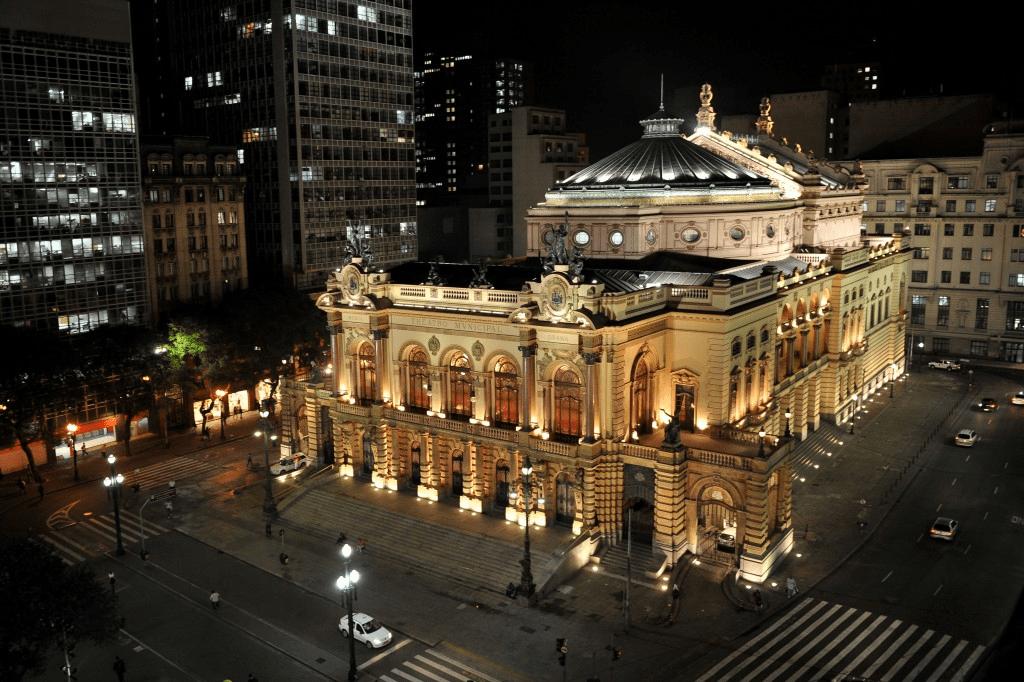 Theatro municipal de São Paulo