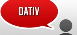 Der Dativ  >>İsmİn E-hali