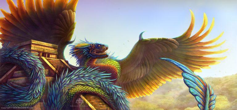 Descubre algunos de los animales mitológicos más sorprendentes