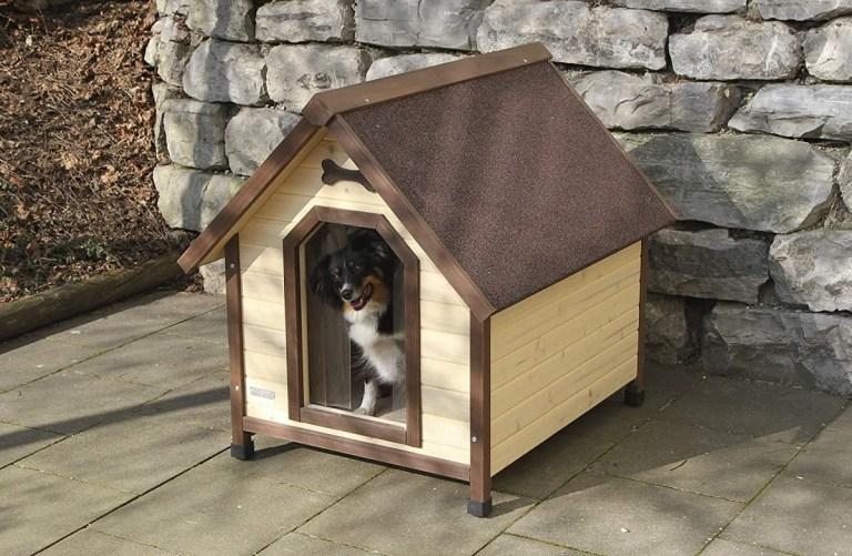 Para escoger una de las mejores casetas para perros de Amazon ten en cuenta sus materiales de fabricación