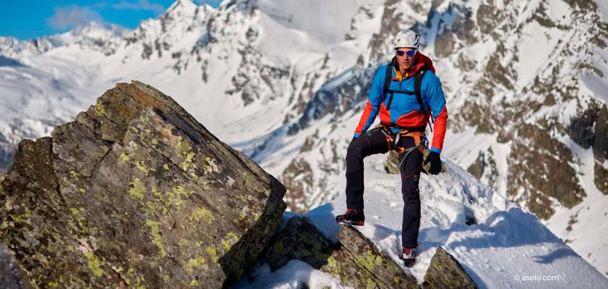 Montañismo - Alpinismo - Andinismo