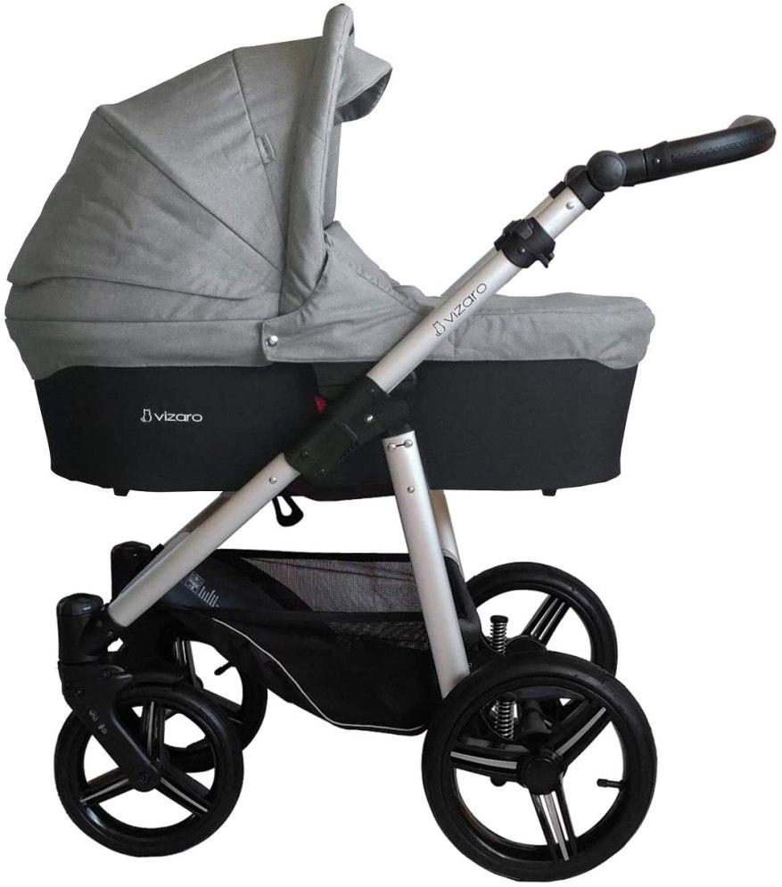 Carrito de Bebé Duo Vizaro Onyx 2021