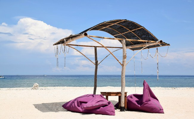 Which Is The Best Beach On Gili Trawangan For You Villa