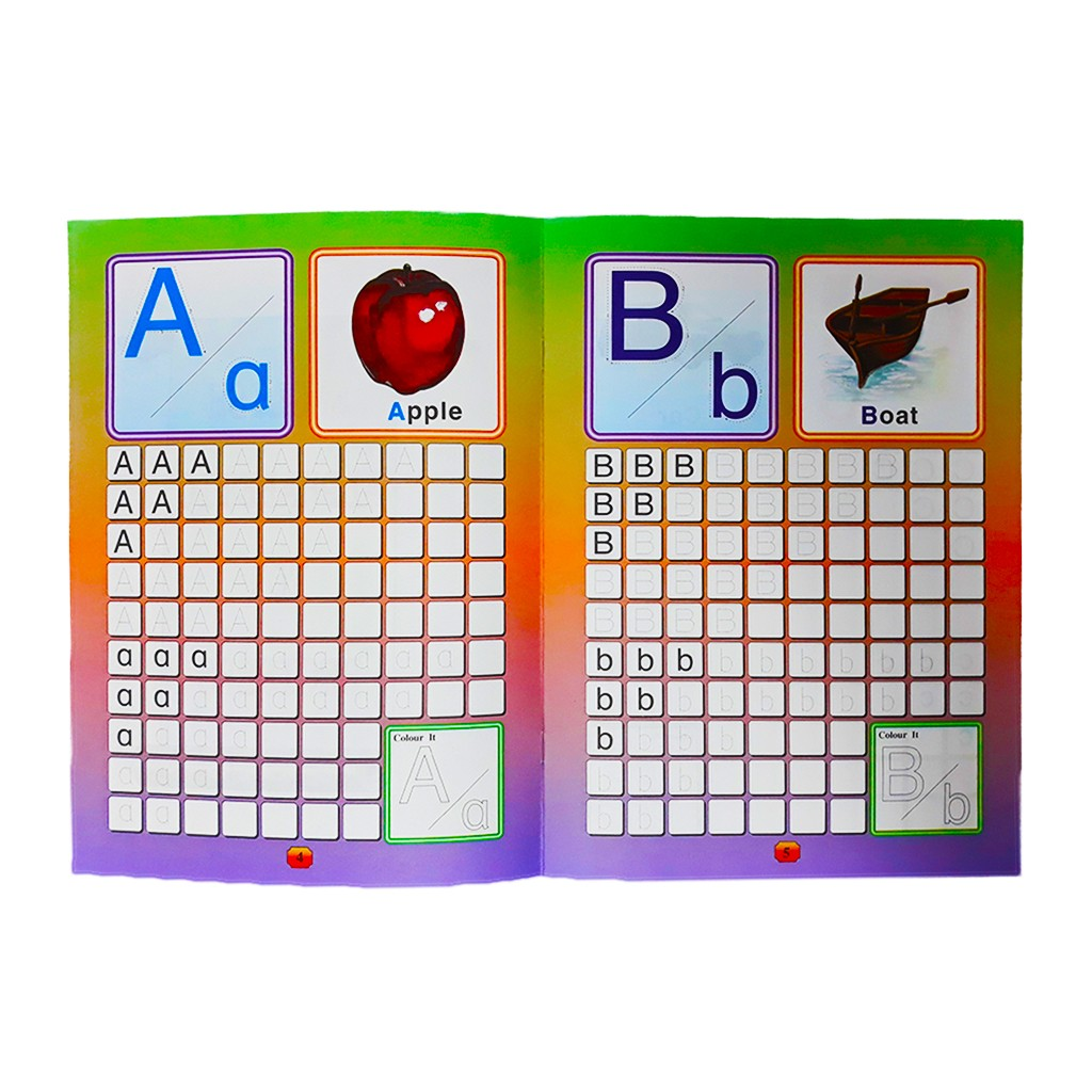 Buy Online English Alphabet For Beginners With Pictures In