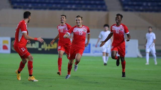 Jordan beat Syria by five and reached the final of the West Asian Championship