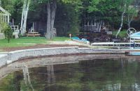 Pat sullivan landscape designer, lake retaining wall ideas ...