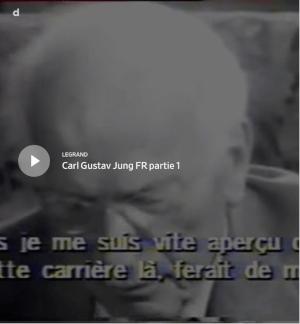 Entrevue vidéo avec Carl Gustav Jung