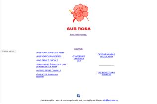 sub-rosa.ch