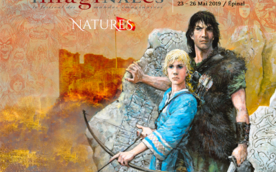 """Festival """"Imaginales"""", Epinal du 23 au 26 mai 2019"""