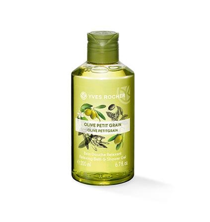 YR_bain douche olive 200 ml