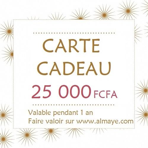 Cheque Cadeau_25000