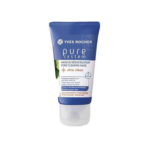 YVES ROCHER Masque Désincrustant Pure system