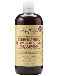 SHEA MOISTURE JBCO Shampoing
