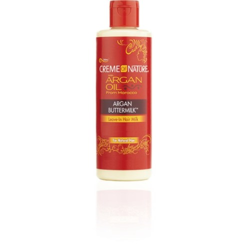 CREME OF NATURE ARGAN OIL Lait Nourrissant