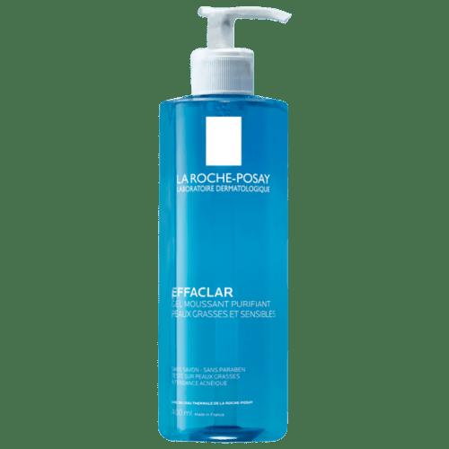La Roche Posay - Effaclar, Gel Moussant Purifiant 400 ml