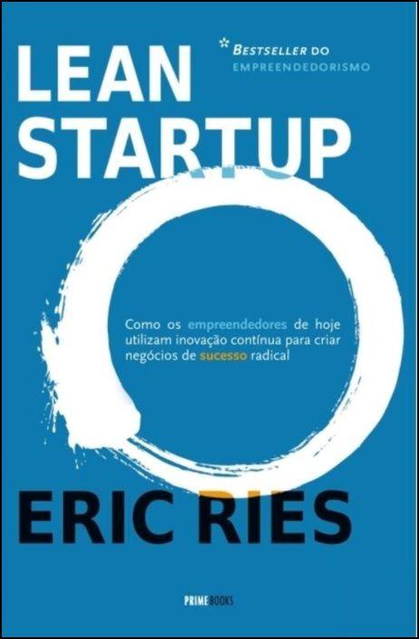 Lean Startup - livro de empreendorismo: como criar um negócio || investments4life