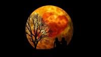 أجمل كلمات عن القمر 2022 رومانسية