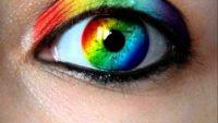 اختبار تحليل الشخصية من اللون المفضل