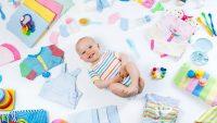 اشياء تخص المولود وقت الولادة