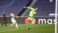 ملخص اهداف برشلونة وبايرن ميونخ 2-8 اليوم