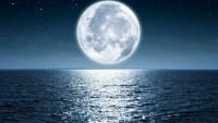 تاثير القمر في المد والجزر اكبر من تاثير الشمس
