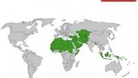 تنوع الخصائص الطبيعية في العالم العربي والإسلامي بسبب