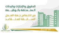 حساب الراتب التقاعدي للمعلمين في السعودية