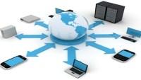 ما تسمى مسارات الاتصال بين عقد الشبكة؟