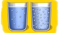 عندما يضاف الملح الصلب للماء لعمل مخلوط متجانس فإن الملح يكون