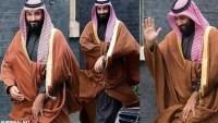 كم طول محمد بن سلمان وكم وزنه